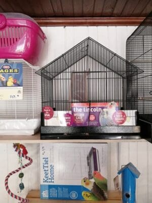 Bird Cages & Carriers