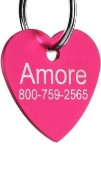 Personalized Cat Tags
